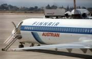 OH-LMZ, McDonnell Douglas MD-82, Finnair