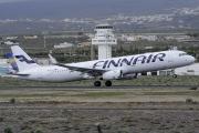 OH-LZI, Airbus A321-200, Finnair