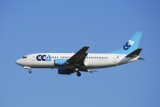 OK-CCA, Boeing 737-300, Central Charter Airlines