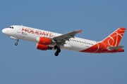 OK-HCB, Airbus A320-200, HOLIDAYS Czech Airlines