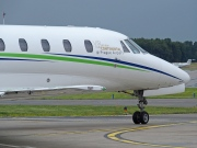 OK-UNI, Cessna 680-Citation Sovereign, Travel Service (Czech Republic)