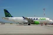 OM-HLD, Airbus A320-200, Seagle Air