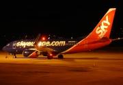 OM-NGM, Boeing 737-700, SkyEurope