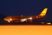 OO-DIH, Airbus A300B4-100F, DHL