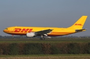 OO-DLG, Airbus A300B4-200F, European Air Transport (DHL)