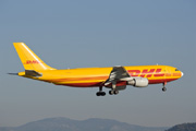 OO-DLZ, Airbus A300B4-200F, European Air Transport (DHL)