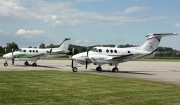 OO-IAL, Beechcraft F90 King Air, Air Service Liege
