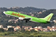 OO-JAM, Boeing 737-400, Jet4you.com