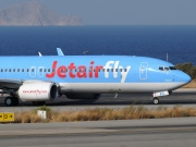 OO-JAQ, Boeing 737-800, Jetairfly