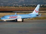 OO-JAR, Boeing 737-700, Jetairfly