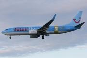 OO-JBG, Boeing 737-800, Jetairfly