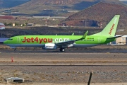 OO-JLO, Boeing 737-800, Jet4you.com