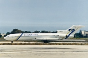 OO-LLS, Boeing 727-200Adv, Constellation International Airlines