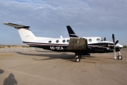 OO-OCA, Beechcraft 350 C Super King Air (B300C), Air Service Liege