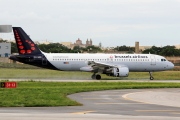OO-SNB, Airbus A320-200, Brussels Airlines
