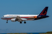 OO-SNC, Airbus A320-200, Brussels Airlines