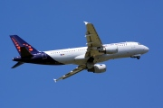 OO-SND, Airbus A320-200, Brussels Airlines