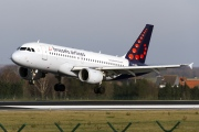 OO-SSQ, Airbus A319-100, Brussels Airlines