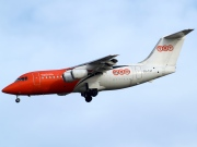 OO-TAY, British Aerospace BAe 146-200QC, TNT Airways