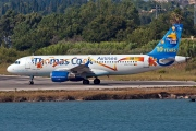 OO-TCH, Airbus A320-200, Thomas Cook Airlines (Belgium)