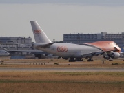 OO-THB, Boeing 747-400F(SCD), TNT Airways