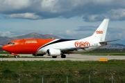 OO-TNJ, Boeing 737-300F, TNT Airways
