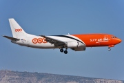 OO-TNN, Boeing 737-400SF, TNT Airways