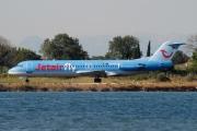 OO-TUF, Fokker F100, Jetairfly