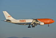 OO-TZB, Airbus A300B4-200F, TNT Airways
