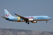 OO-VAC, Boeing 737-800, Jetairfly
