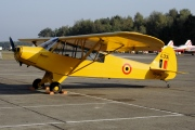 OO-VIW, Piper L-18C Super Cub, Private