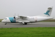 OY-CHT, ATR 42-300, Denim Air