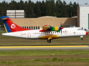 OY-CIR, ATR 42-300, Danish Air Transport