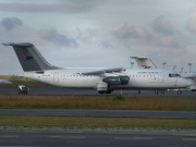 OY-FJE, British Aerospace Avro RJ100, Atlantic Airways