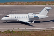 OY-GBB, Bombardier Challenger 600-CL-605, Execujet Europe
