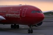 OY-GRN, Airbus A330-200, Air Greenland
