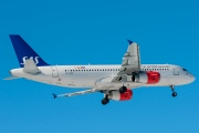 OY-KAN, Airbus A320-200, Scandinavian Airlines System (SAS)