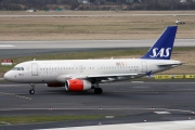 OY-KBT, Airbus A319-100, Scandinavian Airlines System (SAS)