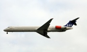 OY-KHC, McDonnell Douglas MD-82, Scandinavian Airlines System (SAS)