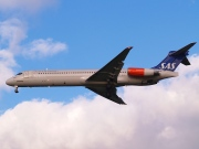 OY-KHI, McDonnell Douglas MD-87, Scandinavian Airlines System (SAS)