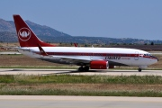 OY-MRU, Boeing 737-700, Cimber Sterling