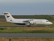 OY-RCC, British Aerospace Avro RJ100, Atlantic Airways