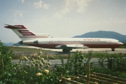 OY-SBE, Boeing 727-200Adv, Sterling Airways