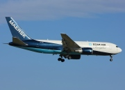 OY-SRJ, Boeing 767-200SF, Star Air (Maersk)