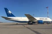 OY-SRM, Boeing 767-200SF, Star Air (Maersk)