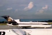 OY-UPA, Boeing 727-100C(QF), UPS Airlines
