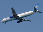 OY-VKD, Airbus A321-200, Thomas Cook Airlines Scandinavia