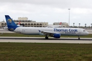 OY-VKE, Airbus A321-200, Thomas Cook Airlines Scandinavia