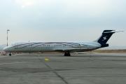 P4-AIR, McDonnell Douglas MD-87, Sistema Corporation