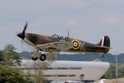 P7350, Supermarine Spitfire Mk.2A, Battle of Britain Memorial Flight
